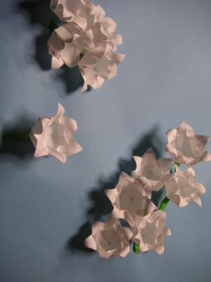 ハート 折り紙 折り紙すずらん折り方 : yae-yamabuki.cocolog-nifty.com